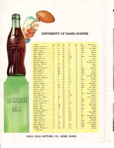 1947 Roster